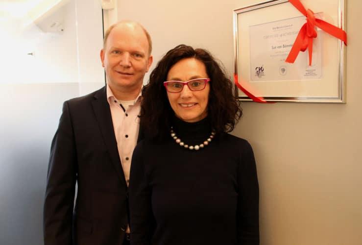 Sue und Michael van Bömmel