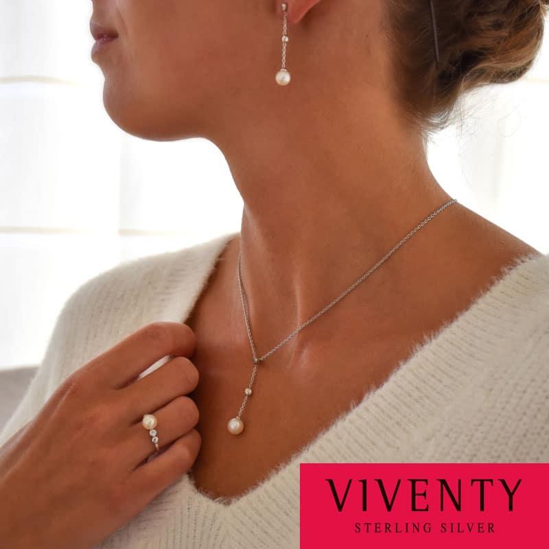 Viventy Sterling Silver