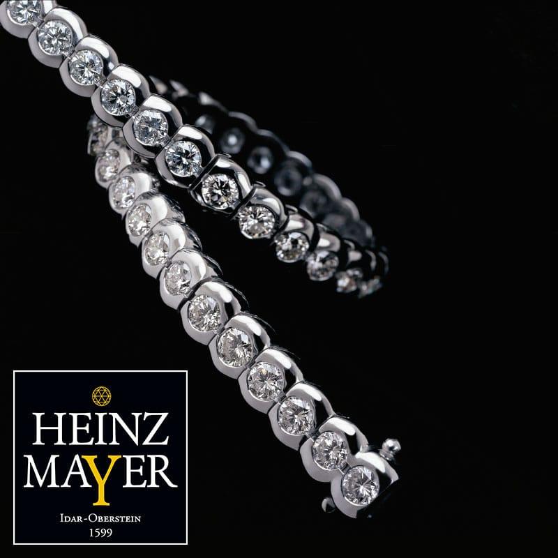 Heinz Mayer Idar-Oberstein Rolling Diamonds