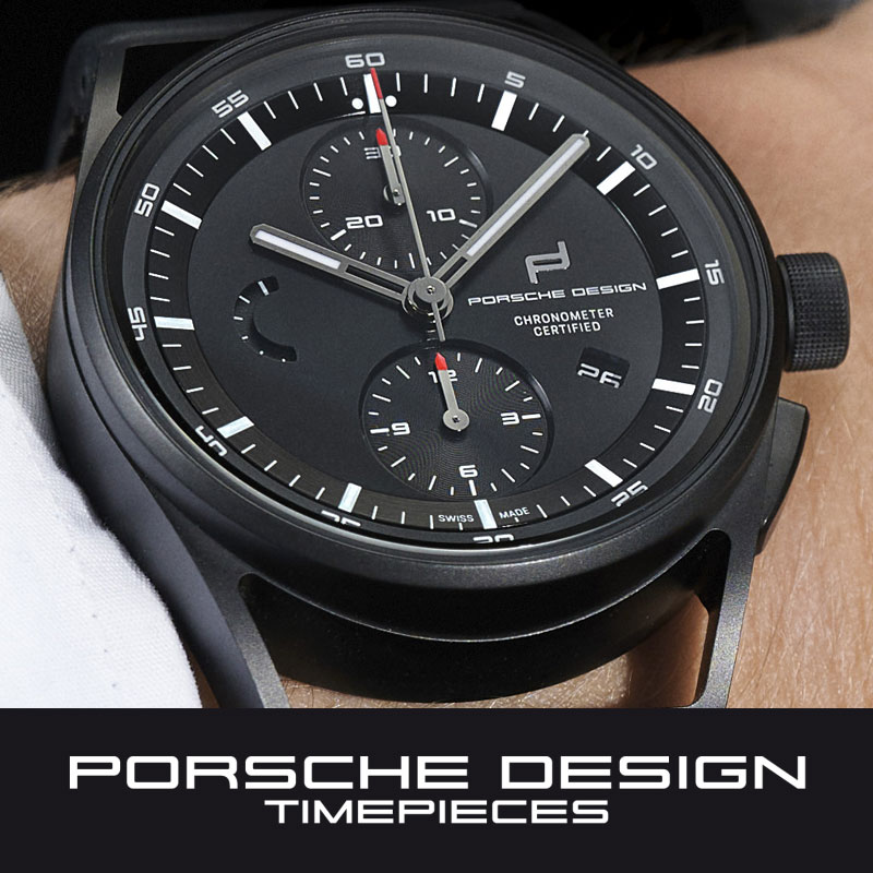Porsche Design Timepieces 2021